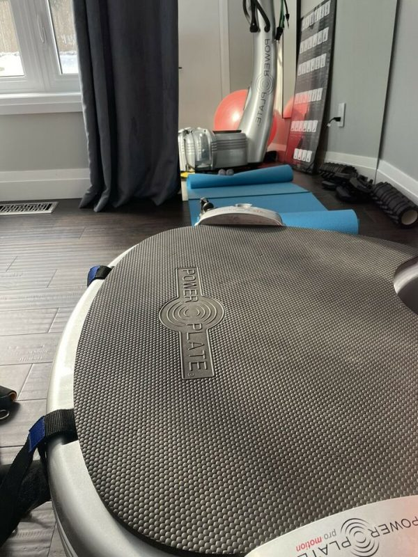 Power Plate pro 6 Toronto for sale